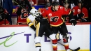 Tkachuk's teammates have his back ahead of Flames-Oilers rematch