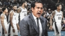 Heat coach Erik Spoelstra 'amazed' how many times Spurs have been able to reinvent themselves
