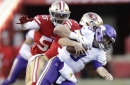 Rookie Nick Bosa makes big impact on improved 49ers defense