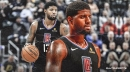 Clippers' Paul George will not play vs. Magic