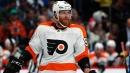 Jakub Voracek scores in overtime, Flyers beat Blues