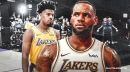 Lakers' LeBron James applauds Quinn Cook for always staying ready