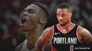 Damian Lillard's simple reaction to Russell Westbrook's trash talk