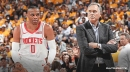 Rockets' Russell Westbrook took over Mike D'Antoni-led meeting after loss to Blazers