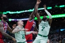 The high pick-and-roll has become a weapon for the Celtics