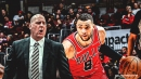 Bulls' Zach LaVine 'wanted to step up to the plate' after getting benched by Jim Boylen