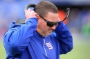 Panthers interview former Giants HC Ben McAdoo
