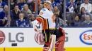 Flames' Rittich stands tall as Calgary edges Maple Leafs in shootout