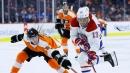Ilya Kovalchuk scores twice to lead Canadiens past Flyers