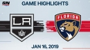 Panthers hold off Kings' rally for victory