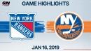 Rangers stun Islanders thanks to Kreider's last-minute goal
