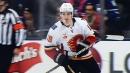 Matthew Tkachuk silences Toronto crowd's boos with shootout goal
