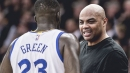 Charles Barkley fires shots at Warriors' Draymond Green and his 'triple single' average