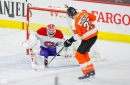 Slap Shots: Flyers vs Canadiens
