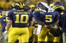 Jim Harbaugh gearing up for Michigan football's quarterback battle: 'Have at it'