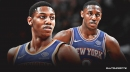 RJ Barrett out a week with ankle injury