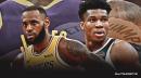 Lakers' LeBron James, Bucks' Giannis Antetokounmpo top list of best-selling NBA jerseys
