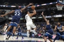 Video: Malcolm Brogdon converts game-winning floater vs. Timberwolves