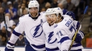 Anthony Cirelli scores first career hat trick as Lightning beat Jets