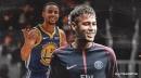 Neymar admits getting starstruck by Warriors' Stephen Curry