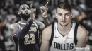 Luka Doncic doesn't think he's beating LeBron James for All-Star team captain