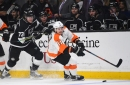 Flyers look to rebound, exact revenge against lowly Kings