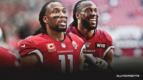 Larry Fitzgerald 'didn't need to be lobbied' to come back for 2020