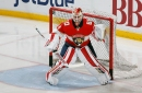 Florida Panthers Chris Driedger to Miss Several Weeks
