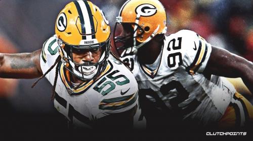 Video: Packers' Za'Darius Smith pays tribute to Reggie White