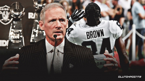 Raiders GM Mike Mayock takes blame for Antonio Brown fiasco