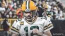Packers' Aaron Rodgers says he was a huge Brett Favre fan
