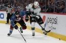 Sharks make lineup change for game vs. Vancouver Canucks