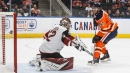 McDavid score two goals to power Oilers past Coyotes
