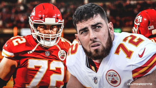 Eric Fisher fined for beer celebration vs. Patriots