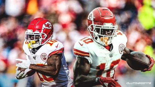 Tyreek Hill: 3 Bold predictions for the Chiefs WR against the Titans