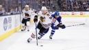 Jonathan Toews has four points as Blackhawks thump Maple Leafs