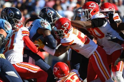 AFC Championship Game news and notes from the Titans and Chiefs