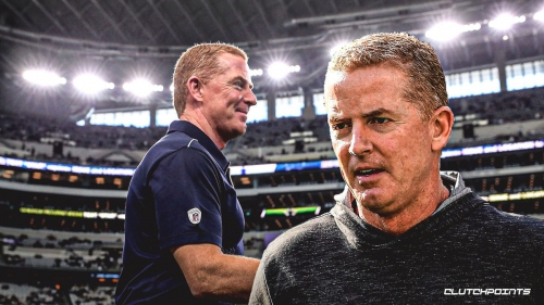 Jason Garrett calls Giants reunion 'right'
