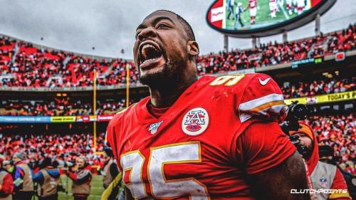 Chiefs not optimistic DL Chris Jones will play Sunday