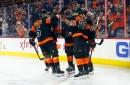 Slap Shots: Flyers vs Kings