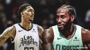 Clippers' Kawhi Leonard calls Lou Williams a fearless scorer