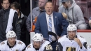 Gerard Gallant 'disappointed and surprised' by Golden Knights firing