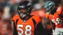 Broncos linebacker Von Miller reveals why he's picking Titans to win Super Bowl