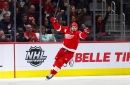 Detroit Red Wings' Dylan Larkin scored his 100th goal; will they ever come in bunches?