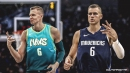 Mavs' Kristaps Porzingis hoping to play Tuesday vs. Clippers