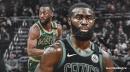 Jaylen Brown, Kemba Walker questionable for Celtics vs. Lakers
