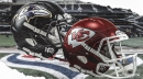 Chiefs join Ravens as 1 of only 2 AFC champions other than Patriots, Broncos since 2010