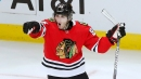 Patrick Kane gets 1,000th career point in Blackhawks' win over Jets