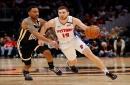 Svi Mykhailiuk makes Detroit Pistons the winner in last year's Lakers trade