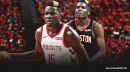 Rockets' Clint Capela thinks they need to show effort and 'crack somebody'